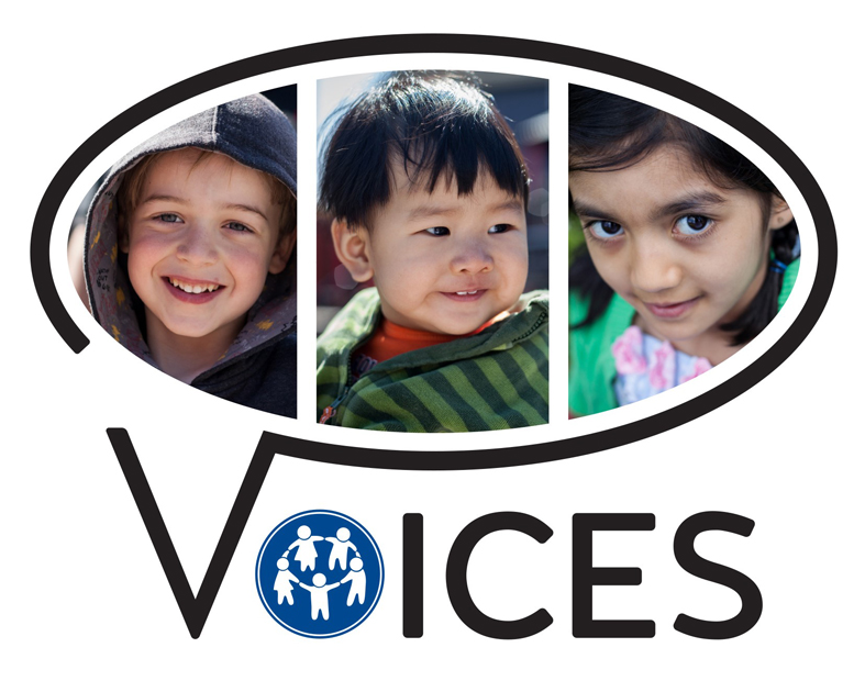 Voices for Children 2018 logo